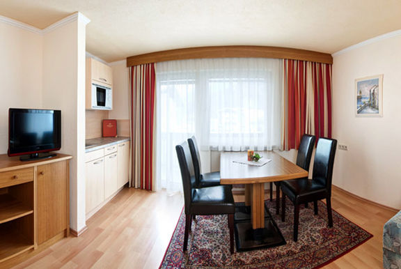 Appartements Hotel Edelweiss
